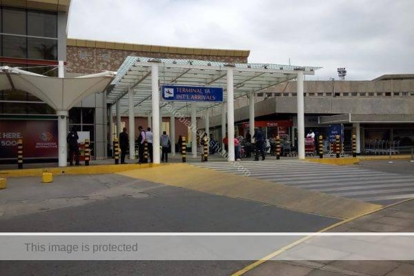 JKIA International Arrivals Terminal